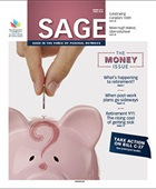 Sage Spring 2017 Cover