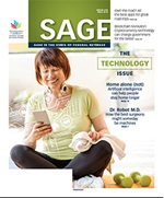 Sage Winter 2018 Cover
