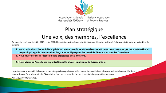 Plan strategique 2019-2024