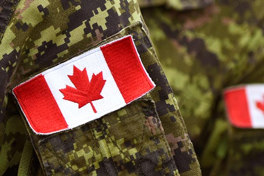 Federal Retirees is proud to support those who have served Canada.