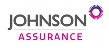 Le logo : Johnson Assurance